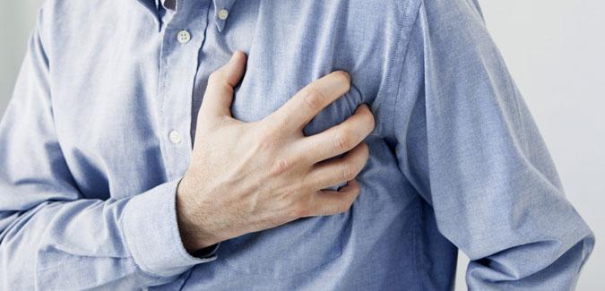 heart pain relief