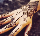 Kosar Simple Mehndi Design