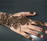 Mehndi Design For Pakistani