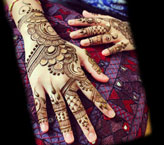 Mehndi Design Simple for Eid