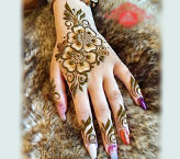 New Latest Eid Mehndi Design