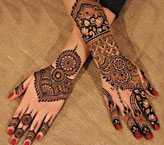Rift Simple Mehndi Design