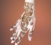 Robena Simple Mehndi Design