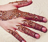 Sheela Mehndi Design