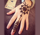 Very Beautiful Mehndi Design
