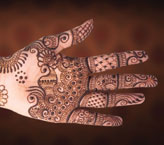 Zarsha Simple Mehndi Design