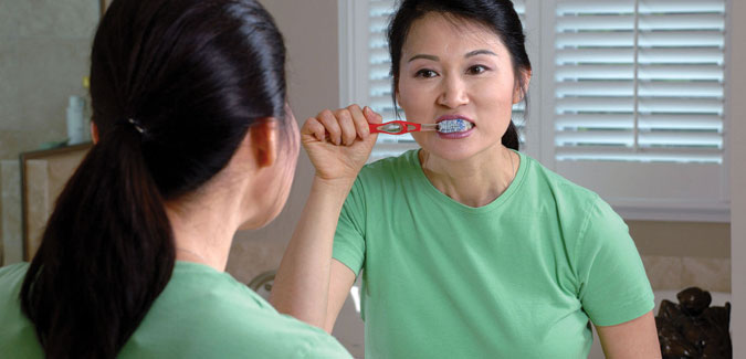 90 Percent Chinese Don't Brush Their Teeth